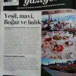 HAFTASONU DERGİSİ PARK FORA HABER