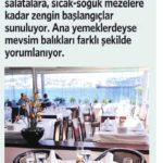 Milliyet_Cadde-BOĞAZ'DAKİ_LEZZET-03.01.2014