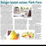 Milliyet_Ek-BALIĞIN_LEZZET_USTASI-_PARK_FORA-05.03.2014