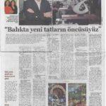 Park Fora Dünya Gazetesi